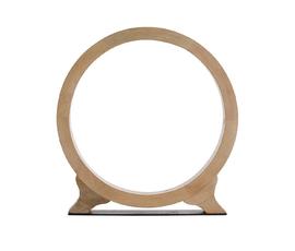 科迪环形大号木雕