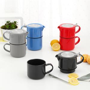 茶壶茶杯两件套