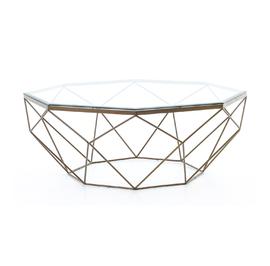 Geometric 咖啡桌