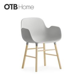 塑形餐椅模型白色
