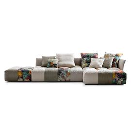 Pixel印花组合沙发