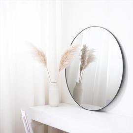 CIRCUM mirror  Black   Small